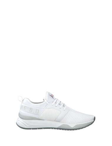 Pánske textilné tenisky biele