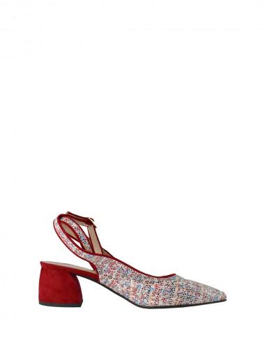 Dámske kožené  sandále...