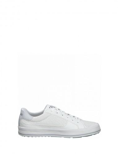 Dámske štýlové tenisky biele