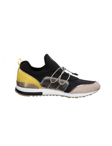 Dámske tenisky žlto - čierne