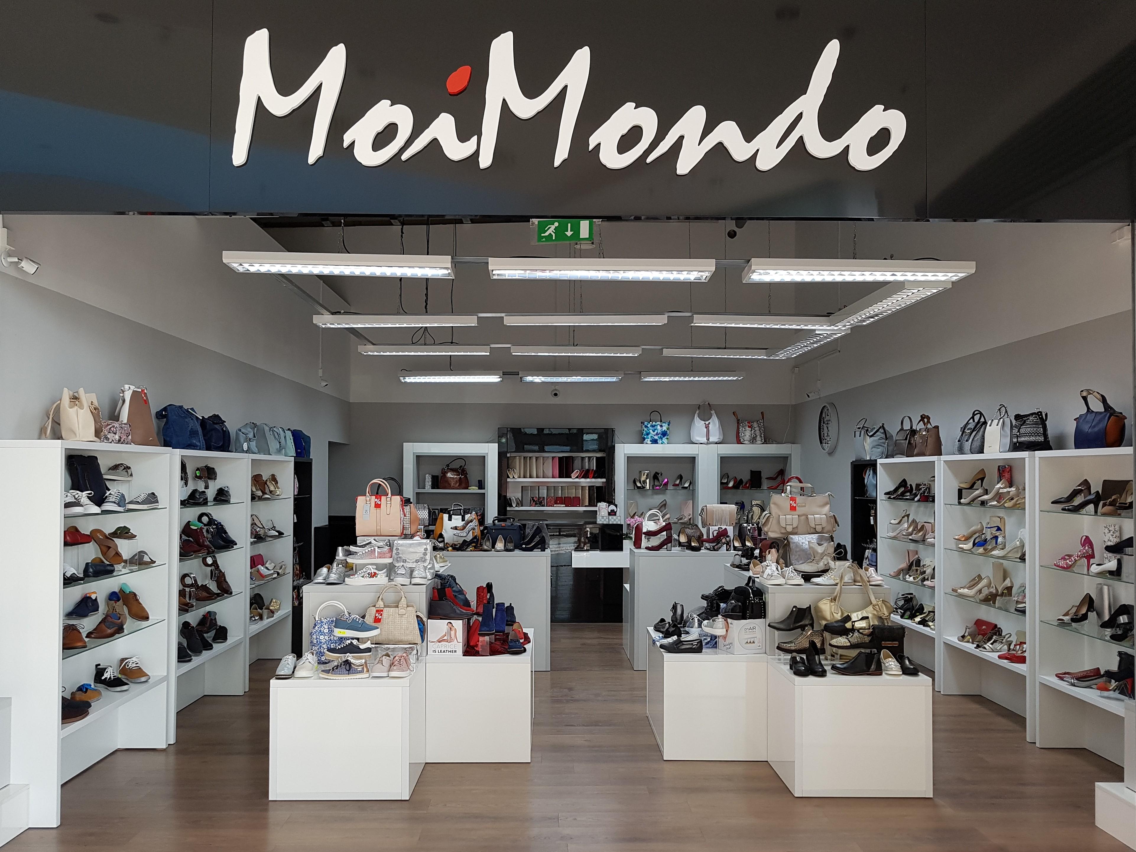 Predajňa MoiMondo v Bratislave